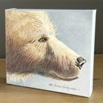 Grizzly Lips – Art Print