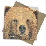 Bear (full face)
